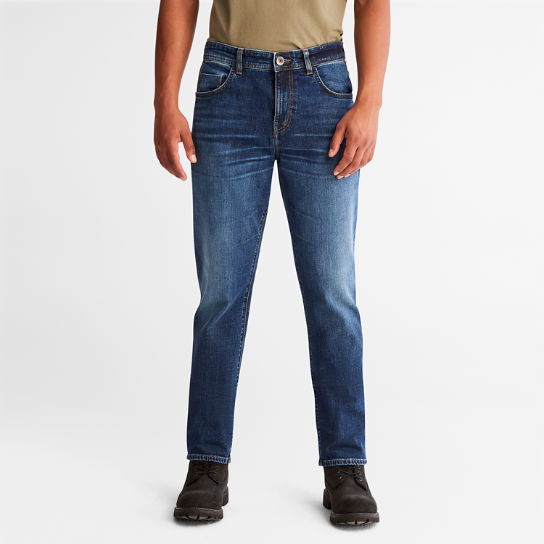 Squam Lake Stretch Jeans in Blue | Timberland