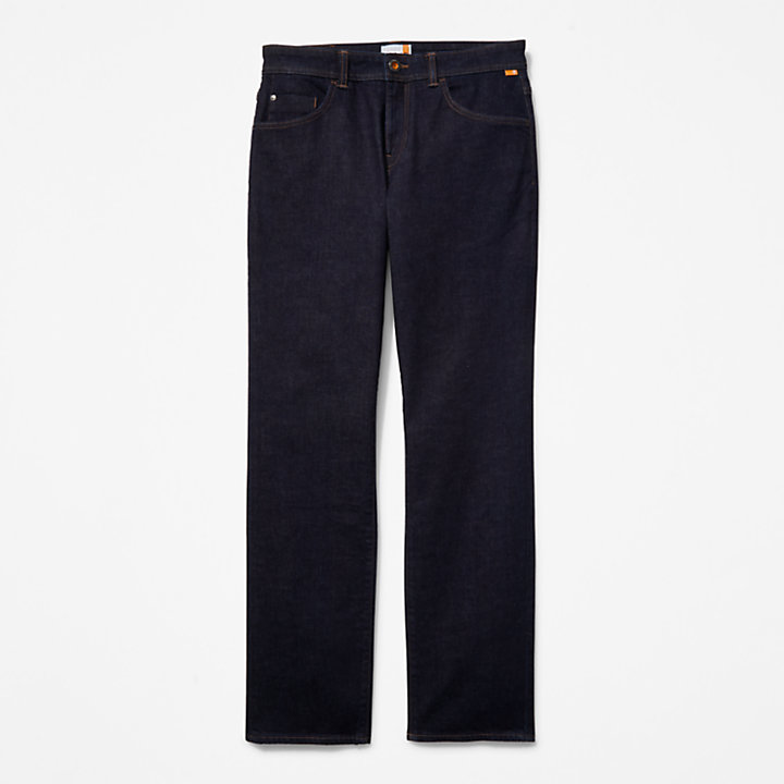 Squam Lake Stretch Jeans in Indigo-