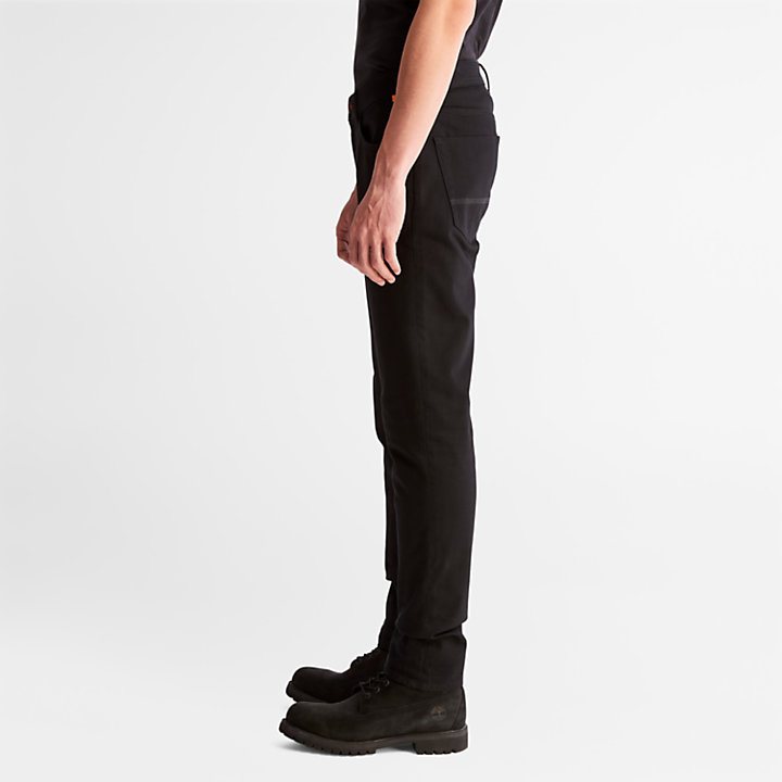 Sargent Lake Stay-black Jeans for Men in Black-