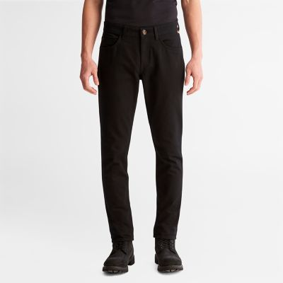 Jeans+da+Uomo+Sargent+Lake+Stay-black+in+colore+nero