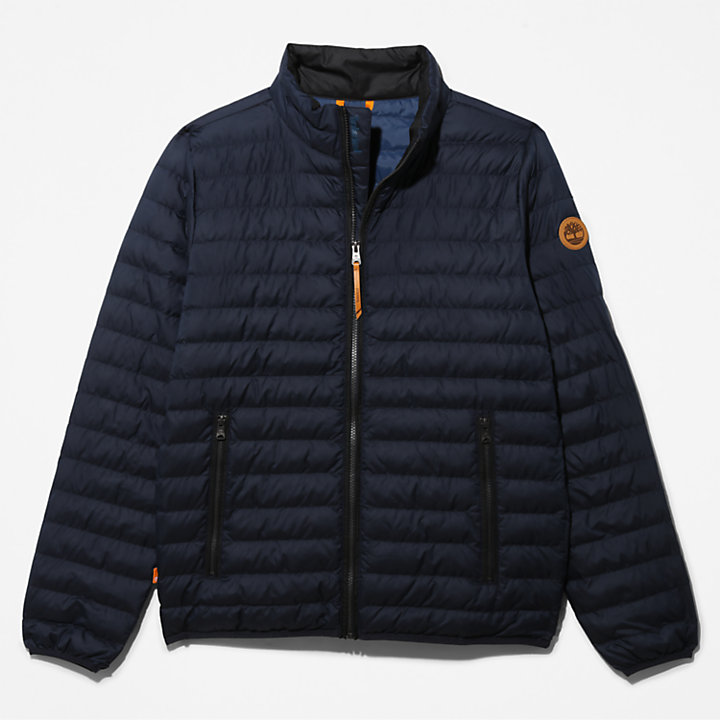 Axis Peak Packaway Jacket for Men in Navy-