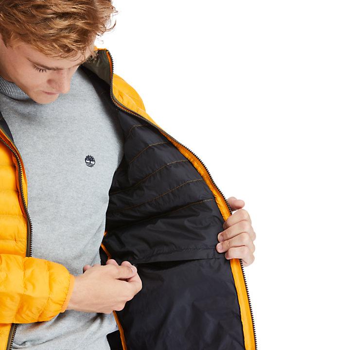 Axis Peak verstaubare Jacke für Herren in Gelb-