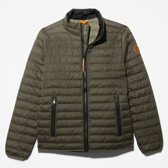 Axis Peak Packaway Jacket for Men in Green | Timberland