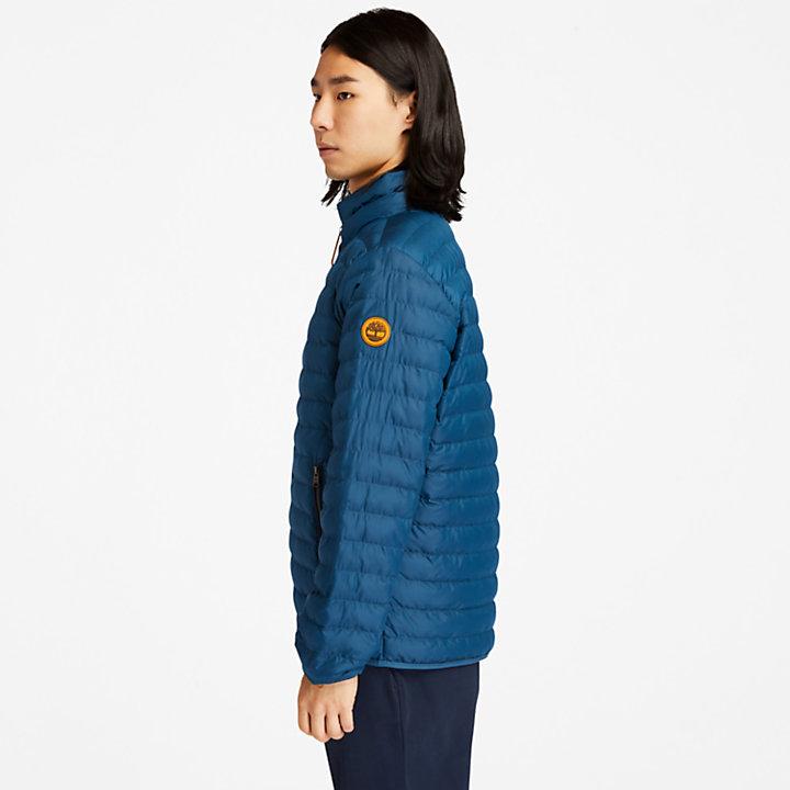 Men's Axis Peak Waterproof Jacket in Blue-