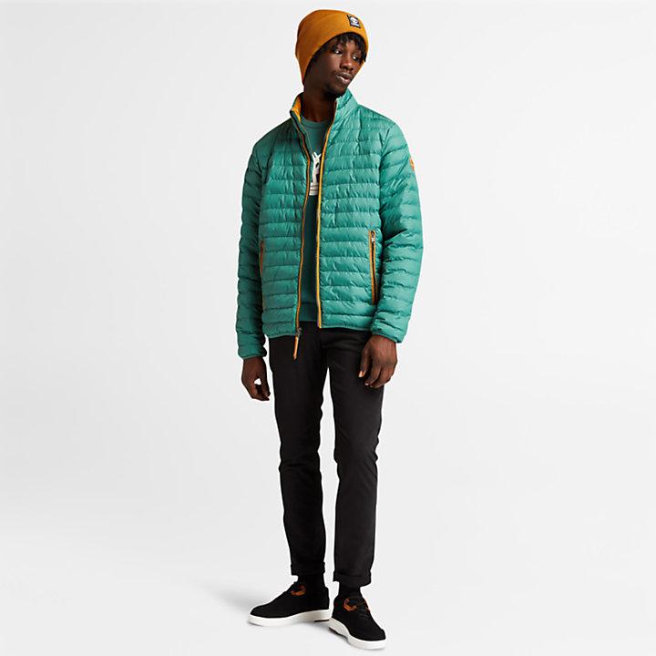 Axis Peak verstaubare Jacke für Herren in Grün-