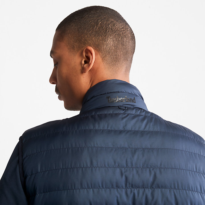 Axis Peak Thermal Vest for Men in Navy-