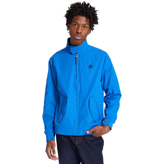 Harrington Bomber Jacket for Men in Blue | Timberland
