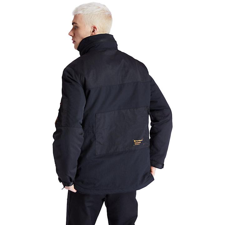 Ecoriginal EK+ Field Jacket for Men in Black-
