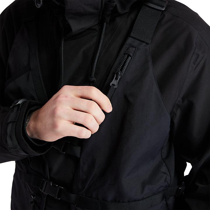 Gilet Ecoriginal EK+ pour homme en noir-