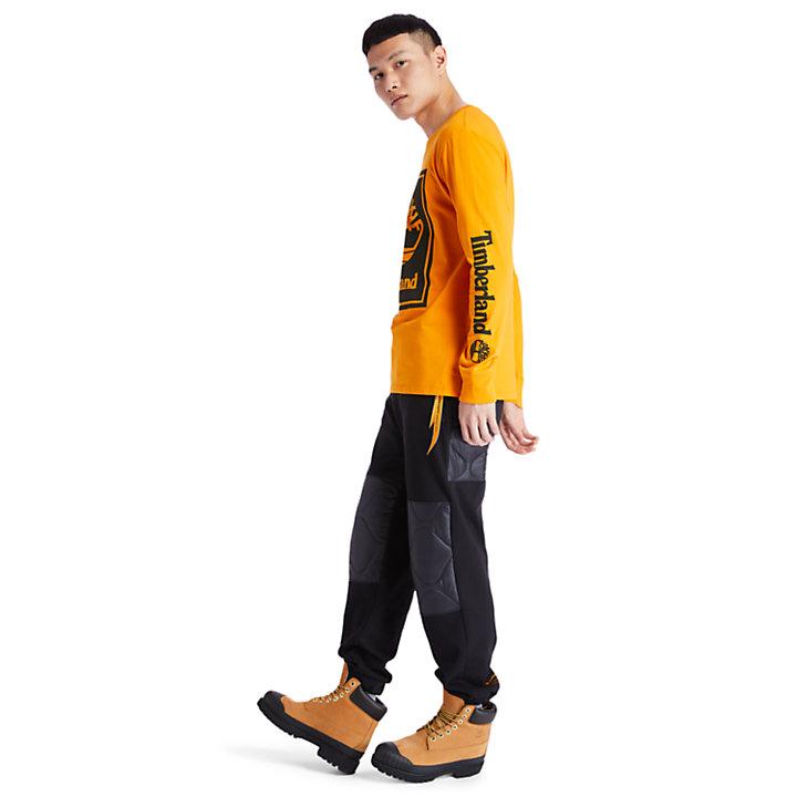 Ecoriginal EK+ Trousers for Men in Black-