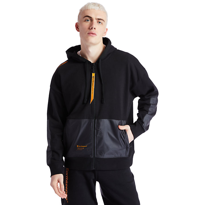 Ecoriginal EK+ Hoodie for Men in Black-
