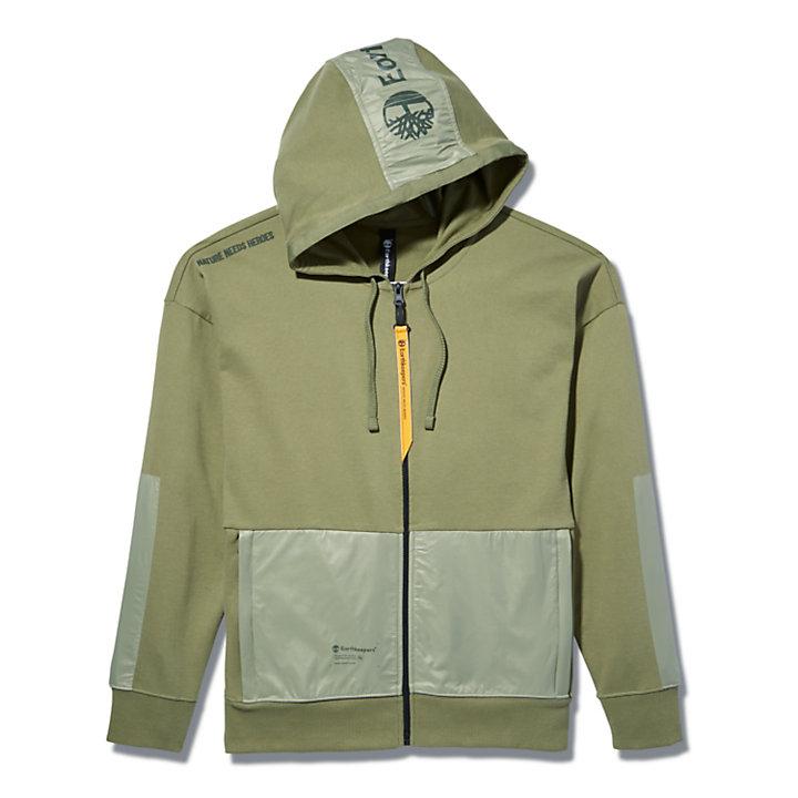 Ecoriginal EK+ Hoodie for Men in Green-