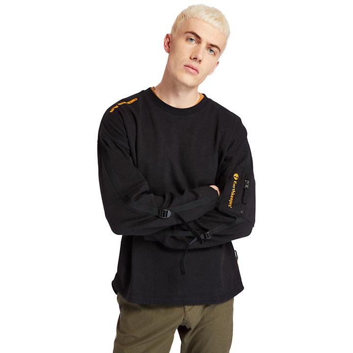 Ecoriginal Sweater for Men in Black-