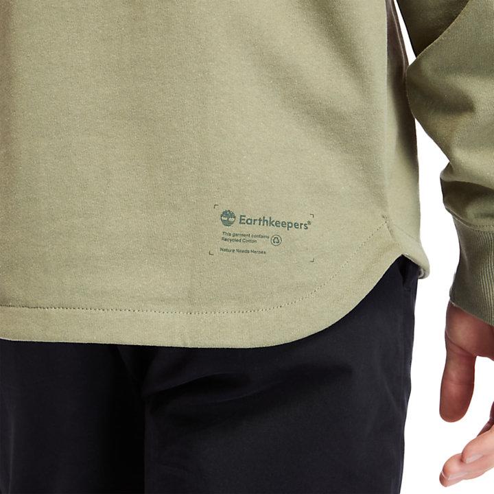 Maglione da Uomo Ecoriginal in verde-