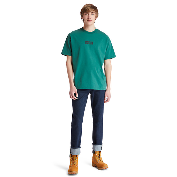 Nature Needs Heroes™ T-Shirt for Men in Green-