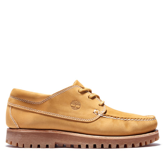 Jackson's Landing Moc Toe Oxford for Men in Yellow | Timberland