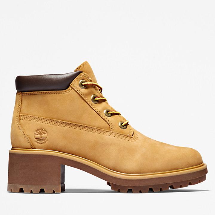 Kinsley Waterproof Ankle Boot for Women in Yellow-