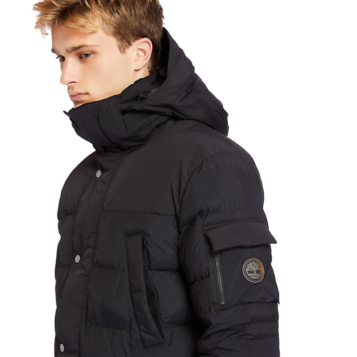 Mount Magalloway Jacket for Men in Black-