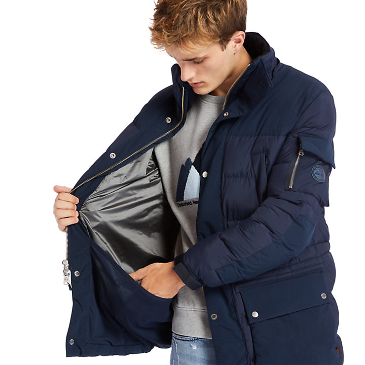 Mount Magalloway Jacket for Men in Navy-