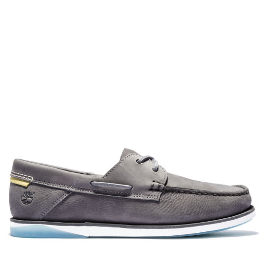 Atlantis Break Boat Shoe for Men in Grey | Timberland