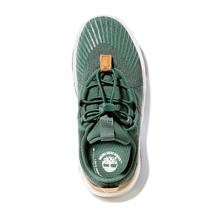 Earth Rally Sneaker für Kleinkinder in Grün-