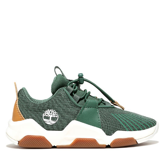 Earth Rally Sneaker for Toddler in Green | Timberland