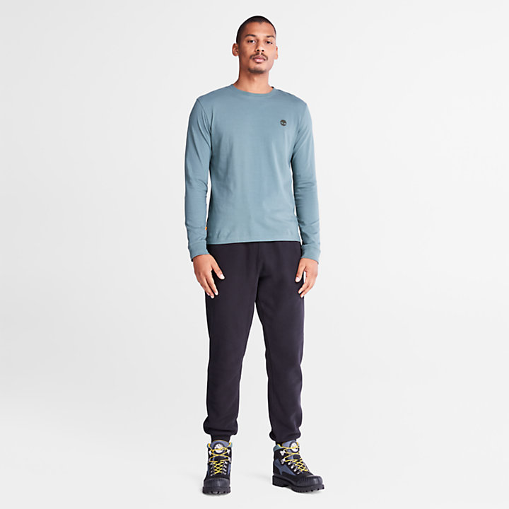 Exeter River Sweatpants for Men in Black-