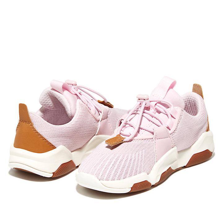 Earth Rally Sneaker für Kleinkinder in Rosa-