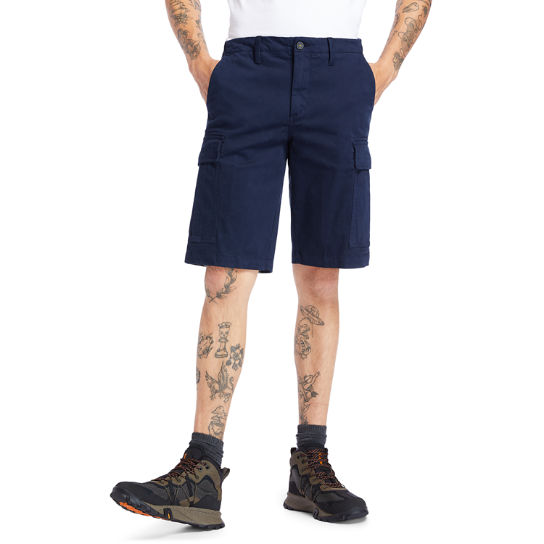 Ultrastretch Cargo Shorts for Men in Navy | Timberland