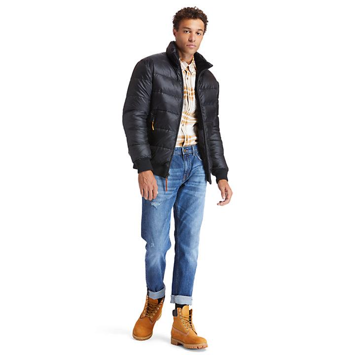 Mount Whiteface Reversible Jacket for Men in Black-