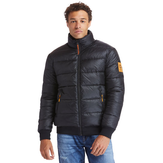 Mount Whiteface Reversible Jacket for Men in Black | Timberland