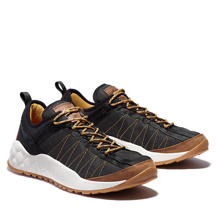 Basket Solar Wave EK+ pour homme en noir-