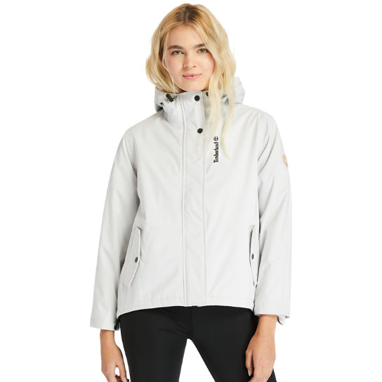 Short Parka for Women in White | Timberland