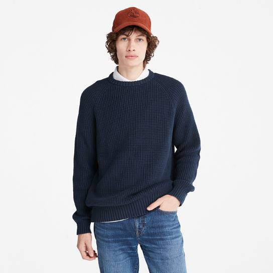 Beards Brook Sweater for Men in Navy | Timberland