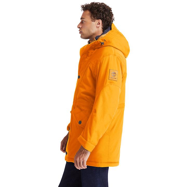 Parka Heritage Ecoriginal DryVent™ pour homme en orange-