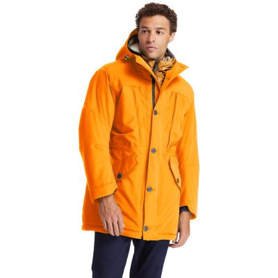 Heritage+Ecoriginal+DryVent%E2%84%A2+Parka+for+Men+in+Orange