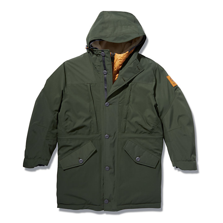 Heritage Ecoriginal DryVent™ Parka for Men in Green-
