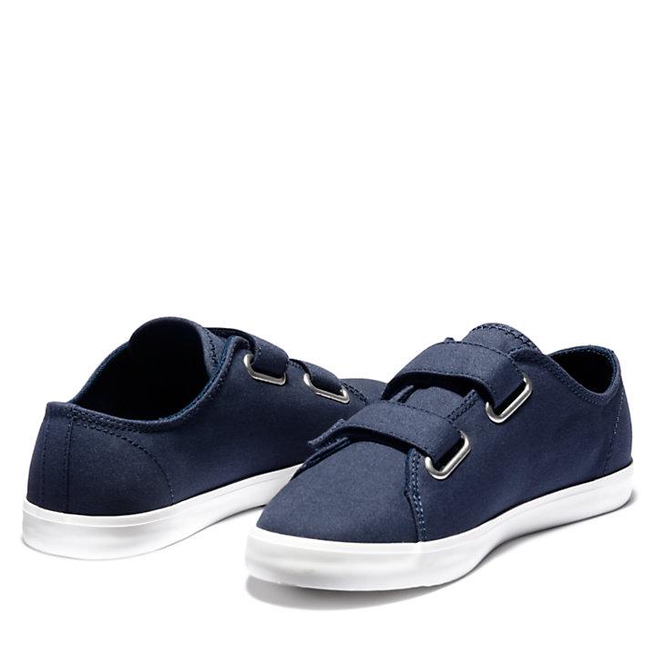Chaussure Oxford à bride Newport Bay pour junior en bleu marine-