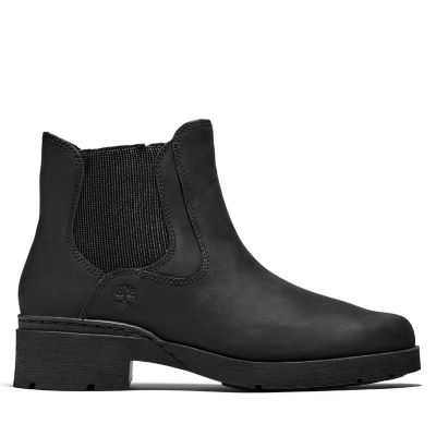 Graceyn+Chelsea+Boot+for+Women+in+Black