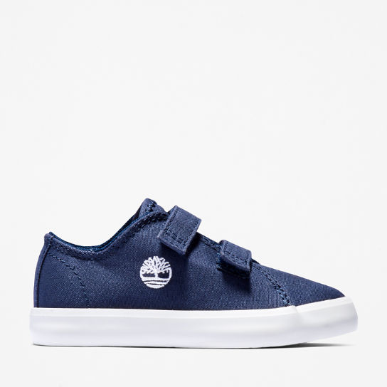 Newport Bay 2-Strap Trainer for Toddler in Navy | Timberland