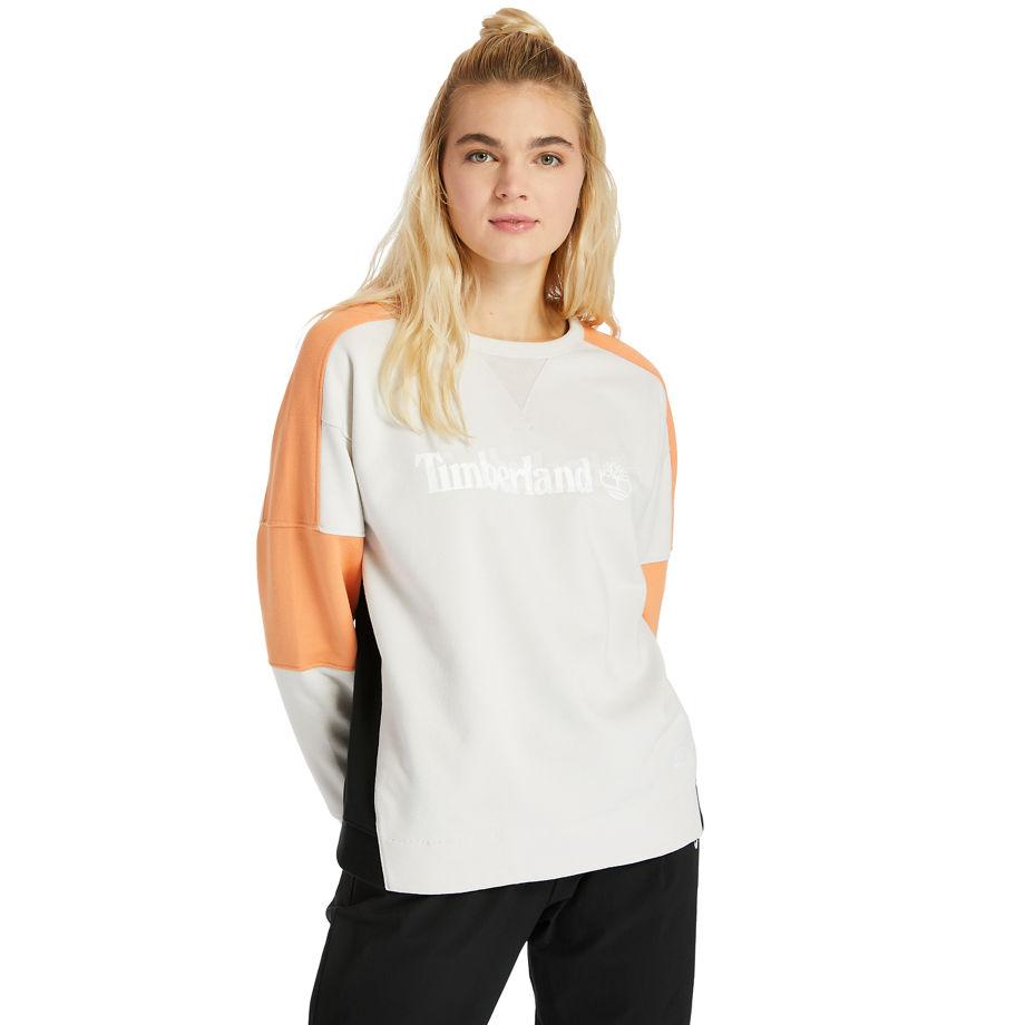 Sweat-shirt À Motif Color-block En , Taille M - Timberland - Modalova