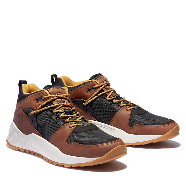 Solar Wave EK+ Low Hiker for Men in Brown-