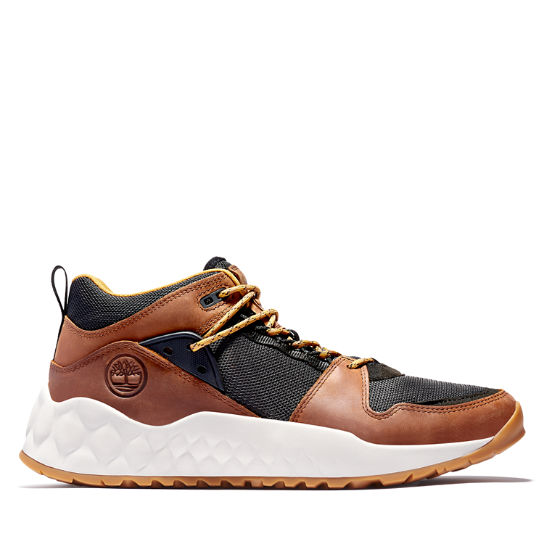 Solar Wave EK+ Low Hiker for Men in Brown | Timberland