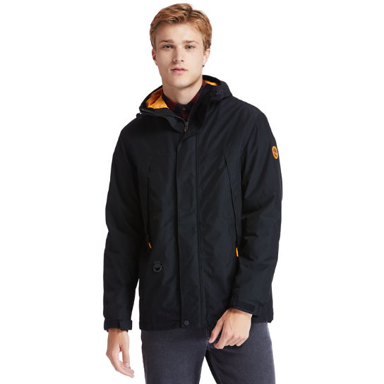 Chaqueta Mountain Trail para Hombre en color negro | Timberland