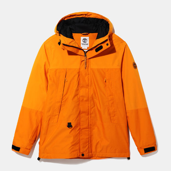 Mountain Trail Jacket for Men in Orange | Timberland