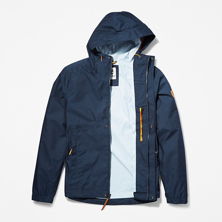 Outdoor Heritage Windbreaker for Men in Navy-