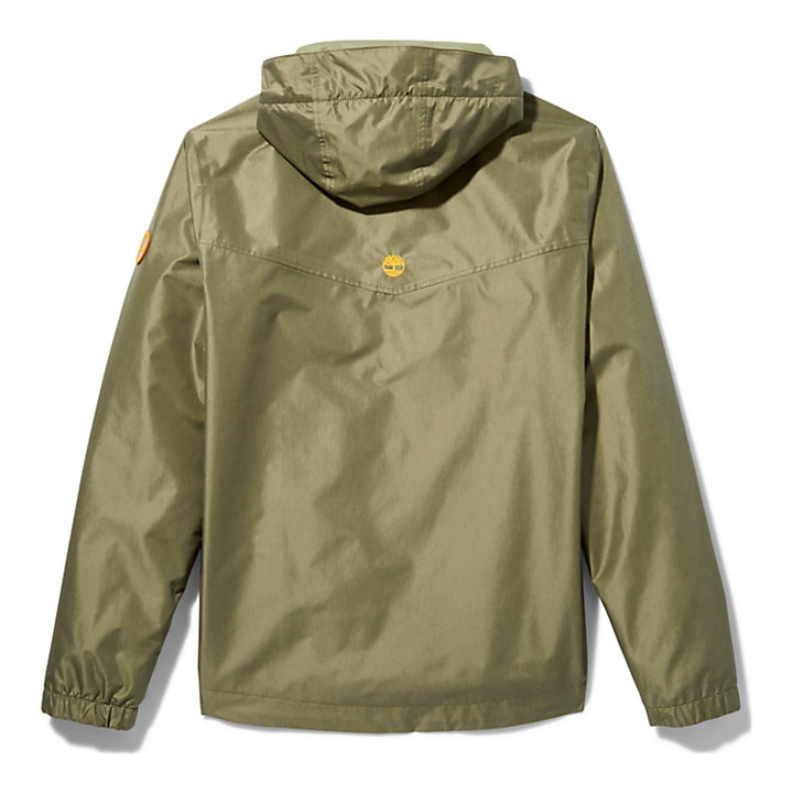 Outdoor Heritage Windbreaker for Men in Green-