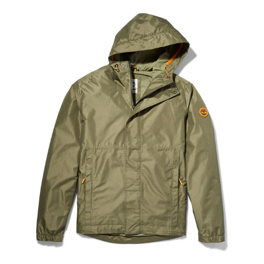 Outdoor Heritage Windbreaker for Men in Green | Timberland