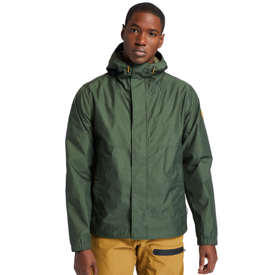 Giacca a Vento da Uomo Outdoor Heritage in verde scuro | Timberland