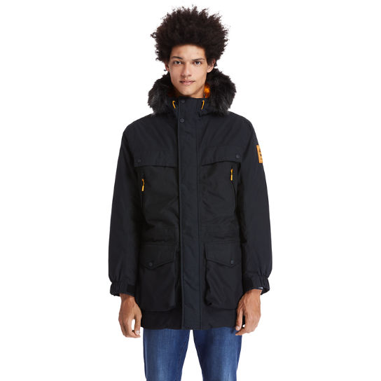 Outdoor Heritage Expedition parka voor heren in zwart | Timberland